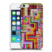 OFFICIAL GIULIO ROSSI GEOMETRY Five Hard Back Case for Apple iPhone 5 / 5s / SE (9_D_1CC7B)