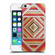 OFFICIAL GIULIO ROSSI GEOMETRY Four Hard Back Case for Apple iPhone 5 / 5s / SE (9_D_1CC7A)
