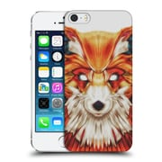 OFFICIAL GIULIO ROSSI ANIMAL ILLUSTRATIONS Firefox Hard Back Case for Apple iPhone 5 / 5s / SE (9_D_1BCA9)