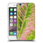 OFFICIAL AMY SIA TROPICAL Palm Pink Green Soft Gel Case for Apple iPhone 6 / 6s (C_F_1AB77)