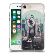 OFFICIAL ALI GULEC WITH ATTITUDE DJ Soft Gel Case for Apple iPhone 7 (C_1F9_1BD6F)