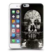 OFFICIAL ALI GULEC THE MESSAGE 2 Room Skull Soft Gel Case for Apple iPhone 6 Plus / 6s Plus (C_10_1BD5C)