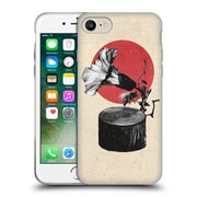 OFFICIAL ALI GULEC WITH ATTITUDE Gramophone Soft Gel Case for Apple iPhone 7 (C_1F9_1BD74)