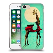 OFFICIAL ALI GULEC WITH ATTITUDE Giraffe Soft Gel Case for Apple iPhone 7 (C_1F9_1BD73)