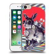 OFFICIAL ALI GULEC WITH ATTITUDE Time Traveller Soft Gel Case for Apple iPhone 7 (C_1F9_1BD79)