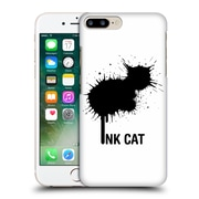 OFFICIAL TUMMEOW INK CATS Splatter Hard Back Case for Apple iPhone 7 Plus (9_1FA_1C64C)