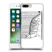 OFFICIAL TUMMEOW INK CATS Shower Hard Back Case for Apple iPhone 7 Plus (9_1FA_1C64B)