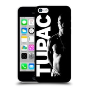 OFFICIAL TUPAC SHAKUR KEY ART Black And White Hard Back Case for Apple iPhone 5c (9_E_1C849)