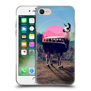 OFFICIAL ALI GULEC WITH ATTITUDE Llama Soft Gel Case for Apple iPhone 7 (C_1F9_1BD70)