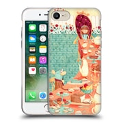 OFFICIAL ANNE LAMBELET FICTION Alices Tea Party Soft Gel Case for Apple iPhone 7 (C_1F9_1BDBC)