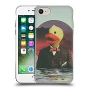 OFFICIAL ALI GULEC WITH ATTITUDE Rubber Ducky Soft Gel Case for Apple iPhone 7 (C_1F9_1BD77)