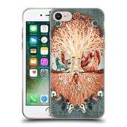 OFFICIAL ANNE LAMBELET EERIE Weirwood Soft Gel Case for Apple iPhone 7 (C_1F9_1BDBB)