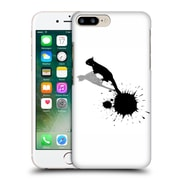 OFFICIAL TUMMEOW INK CATS Burst Hard Back Case for Apple iPhone 7 Plus (9_1FA_1C648)
