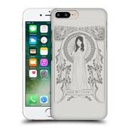 OFFICIAL FLORENT BODART MUSIC Reine Des Cygnes Grey Hard Back Case for Apple iPhone 7 Plus (9_1FA_1AFB7)