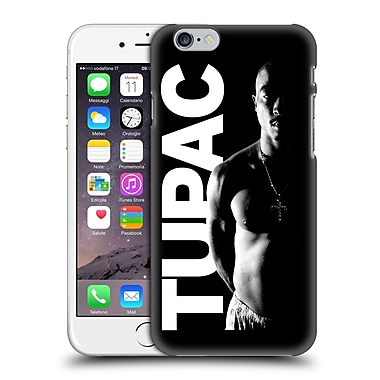 OFFICIAL TUPAC SHAKUR KEY ART Black And White Hard Back Case for Apple iPhone 6 / 6s (9_F_1C849)