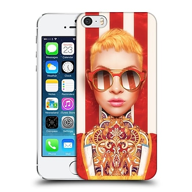 OFFICIAL GIULIO ROSSI FASHION Gipsy Hard Back Case for Apple iPhone 5 / 5s / SE (9_D_1BCB8)