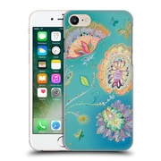 OFFICIAL TURNOWSKY SILVER MOON Precious Turquoise Hard Back Case for Apple iPhone 7 (9_1F9_1CE98)