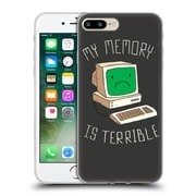 Official DINOMIKE FUN ILLUSTRATIONS My Memory Is Terrible Soft Gel Case for Apple iPhone 7 Plus (C_1FA_1BB20)