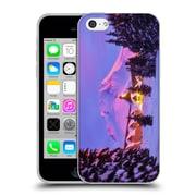 Official Darren White Winter Scenes Steamboat Dreams Soft Gel Case for Apple iPhone 5c (C_E_1B1E7)