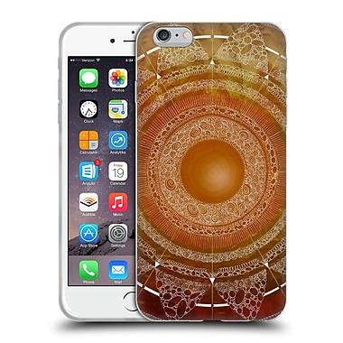 OFFICIAL BRENDA ERICKSON MANDALAS Svadhisthana Soft Gel Case for Apple iPhone 6 Plus / 6s Plus (C_10_1DDC1)
