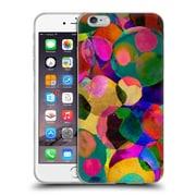 OFFICIAL AMY SIA WATERCOLOUR SPOTS Rainbow Soft Gel Case for Apple iPhone 6 Plus / 6s Plus (C_10_1AB7B)