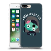 Official DINOMIKE FUN ILLUSTRATIONS I Woke Up Like This Soft Gel Case for Apple iPhone 7 Plus (C_1FA_1BB1E)