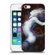 Official Daniel Conway Surreal Portraits Colours In The Dark Soft Gel Case for Apple iPhone 5 / 5s / SE (C_D_1C2CA)
