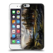 Official CHUCK BLACK LANDSCAPE Wild America Soft Gel Case for Apple iPhone 6 Plus / 6s Plus (C_10_1AE91)