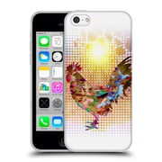 OFFICIAL ANGELO CERANTOLA ANIMALS Rise And Shine Soft Gel Case for Apple iPhone 5c (C_E_1A395)