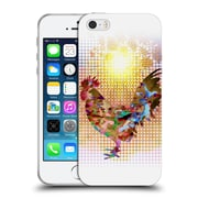 OFFICIAL ANGELO CERANTOLA ANIMALS Rise And Shine Soft Gel Case for Apple iPhone 5 / 5s / SE (C_D_1A395)