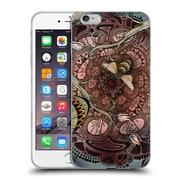 OFFICIAL BRENDA ERICKSON MANDALAS Pollen Soft Gel Case for Apple iPhone 6 Plus / 6s Plus (C_10_1DDC2)