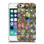 OFFICIAL ANGELO CERANTOLA PATTERNS Candies From Strangers Soft Gel Case for Apple iPhone 5 / 5s / SE (C_D_1A397)
