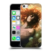 Official Daniel Conway Surreal Portraits Softly Sleeping Soft Gel Case for Apple iPhone 5c (C_E_1C2CB)