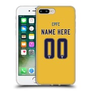 Personalized Crystal Palace FC 2016/17 Away Kit Soft Gel Case for Apple iPhone 7 Plus (C_1FA_1E73A)