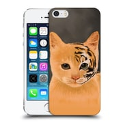 OFFICIAL TUMMEOW CATS 2 Tiger Hard Back Case for Apple iPhone 5 / 5s / SE (9_D_1BA97)
