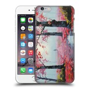 OFFICIAL GRAHAM GERCKEN TREES Forest Road Hard Back Case for Apple iPhone 6 Plus / 6s Plus (9_10_1C2B4)