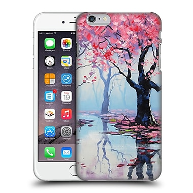 OFFICIAL GRAHAM GERCKEN TREES Blossom Tree Reflections Hard Back Case for Apple iPhone 6 Plus / 6s Plus (9_10_1C2B2)