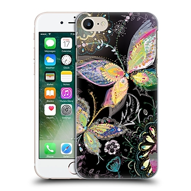OFFICIAL TURNOWSKY SILVER MOON Night Flight Hard Back Case for Apple iPhone 7 (9_1F9_1CE9B)