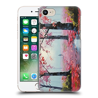 OFFICIAL GRAHAM GERCKEN TREES Forest Road Hard Back Case for Apple iPhone 7 (9_1F9_1C2B4)