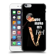 OFFICIAL FRANK MOTH RETROPOP Feel Hard Back Case for Apple iPhone 6 Plus / 6s Plus (9_10_1C4F4)