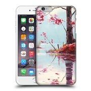 OFFICIAL GRAHAM GERCKEN TREES Pink Lake Painting Hard Back Case for Apple iPhone 6 Plus / 6s Plus (9_10_1C2BA)