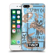 OFFICIAL TVBOY STENCIL ALL OVER Four Hard Back Case for Apple iPhone 7 Plus (9_1FA_19A6A)