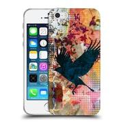 OFFICIAL ANGELO CERANTOLA ANIMALS Time To Land Soft Gel Case for Apple iPhone 5 / 5s / SE (C_D_1A394)