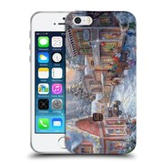 Official Christmas Mix Winter Wonderland Nicky Boehme Good Old Days Soft Gel Case for Apple iPhone 5 / 5s / SE (C_D_1D3AA)