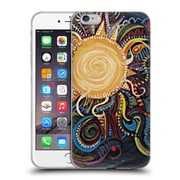 OFFICIAL BRENDA ERICKSON MOON Coyote Soft Gel Case for Apple iPhone 6 Plus / 6s Plus (C_10_1DDC7)