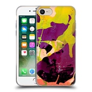 OFFICIAL AMY SIA ABSTRACT COLOURS Canarias Soft Gel Case for Apple iPhone 7 (C_1F9_1AB28)