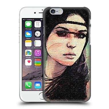 OFFICIAL VIN ZZEP DESIGNS Pocahontas Hard Back Case for Apple iPhone 6 / 6s (9_F_1E243)