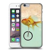 OFFICIAL VIN ZZEP FISH Unicycle Goldfish Hard Back Case for Apple iPhone 6 / 6s (9_F_1E25B)