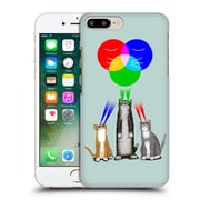OFFICIAL TUMMEOW CATS 4 Light Hard Back Case for Apple iPhone 7 Plus (9_1FA_1E484)