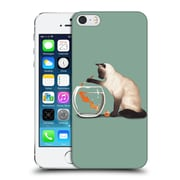 OFFICIAL TUMMEOW CATS 4 Goldfish Need Friend Hard Back Case for Apple iPhone 5 / 5s / SE (9_D_1E482)